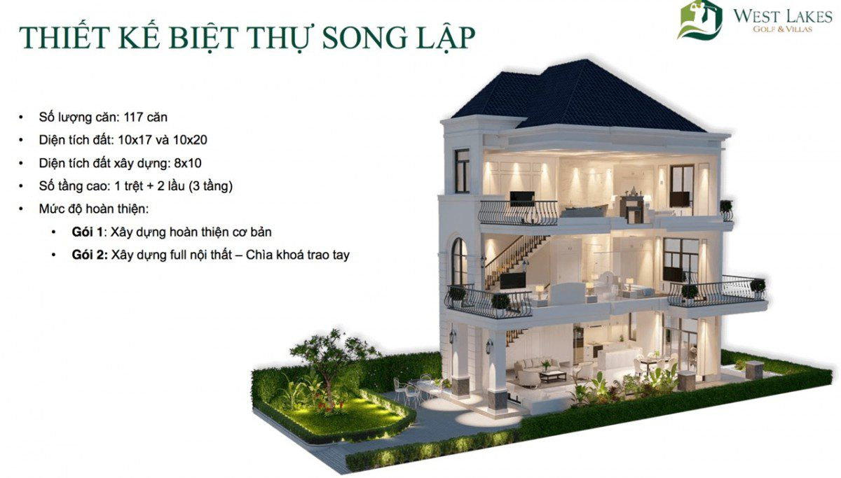 West Lakes Golf & Villas ™ Kế bên Vingroup Long an 900ha